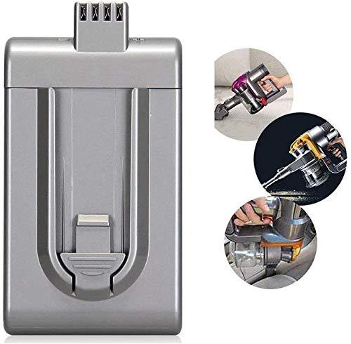 DTK Akku Ersatzakku für Dyson DC16 DC12 Handheld staubsauger, DC16 Root-6 / Animal/Exclusive/Pink, 12097, 912433-01, 912433-03, 912433-04, BP01 [21,6 V 2000 mAh]