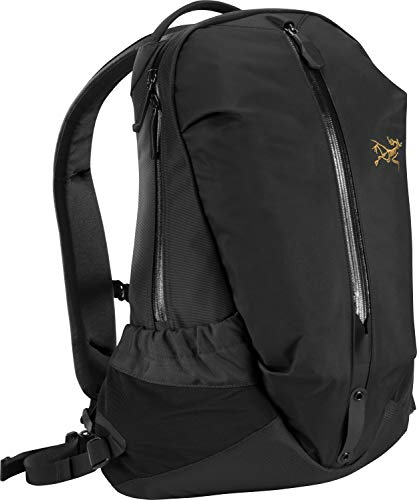 Arc'teryx Arro 16 Backpack | Functional Commuter Pack | Black, One Size