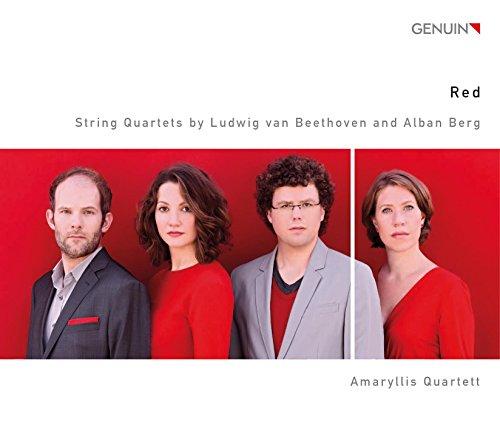 Amaryllis Quartett - Red - Streichquartette