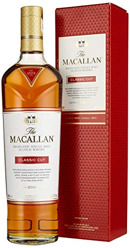 The Macallan CLASSIC CUT Limited Edition 2018 Whisky (1 x 0.7 l)