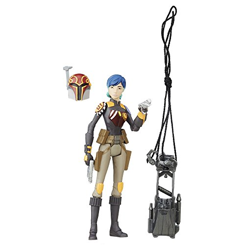 Star Wars Rebels Sabine Wren Figur