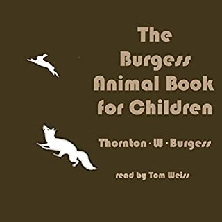 The Burgess Animal Book for Children cover art