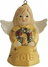 2018 Goebel Annual Angel Bell - Gold - 43rd Edition