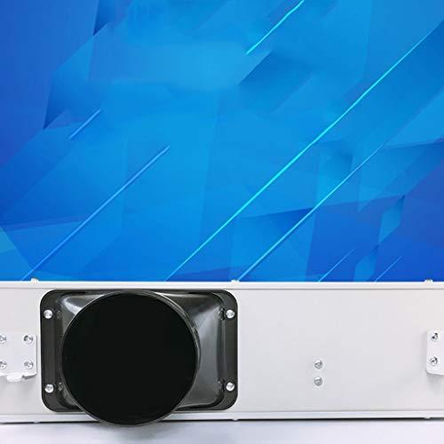Ventilador de ventilación doméstico Ventilador Extractor, Silencioso Slimline con Interruptor De Dos Velocidades Potencia 100w   120w Volumen De Aire 600m3 / H   800m3 / H LITING