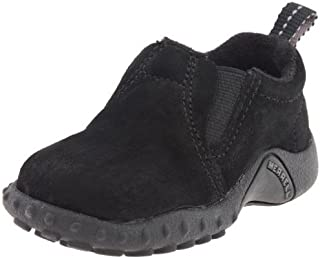 Merrell Jungle Moc JR (Toddler/Little Kid)Black4 M US Toddler [並行輸入品]
