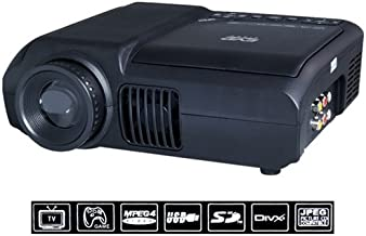Sangdo Built in DVD Player Projector Combo LED 800x600 30 Lumens 100 1 Contrast