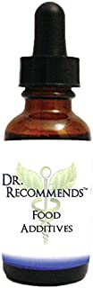 Dr. Recommends Food Additives 1 oz by Mediral
