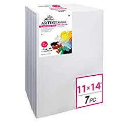 100 % PURE COTTON CANVAS – is made from high-grade long-staple cotton. Without rinsed with any alkaline chemicals, it keeps the natural tone and the fiber flexibility of the cotton yarns with high tension strength. When stretching the canvas, high at...
