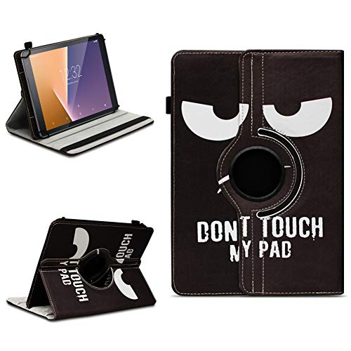 na-commerce Tablet Schutzhülle Vodafone Tab Prime 6/7 360° drehbar Tasche Cover Hülle Etui, Farben:Motiv 5