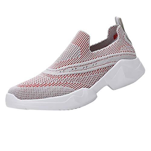 Mujeres Zapatillas De Deporte, 2019 Zapato Deporte Plano Con Cordones Desmontable De...
