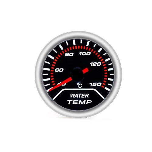 """Z.L.FFLZ Tachometer 2"""" 52mm Ladedruckanzeige Bar Psi Exhaust Gas Temp Wassertemperatur Öltemperatur Ölpresse-Luft-Kraftstoff-Verhältnis-Lehre Voltmeter Tachometer"""