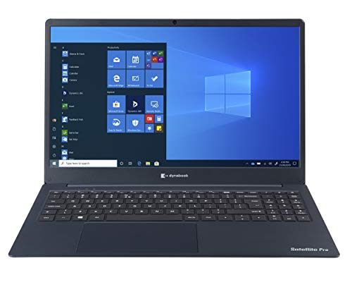 Toshiba Dynabook Satellite Pro C50-H-103 Core i3-1005G1 8GB 256GB SSD 15.6 Inch Windows 10 Pro Laptop