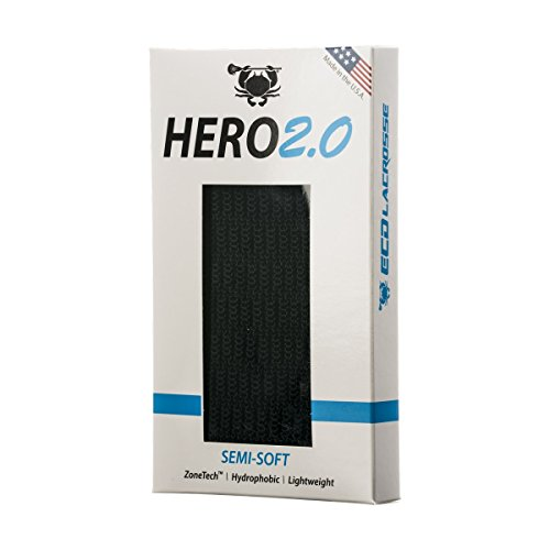 East Coast Dyes Lacrosse Hero 2.0 Mesh Black