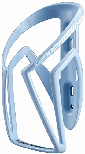Cannondale Nylon Speed-C Bottle Cage - Blue / Bicycle Cycling Cycle Biking Bike Riding Ride Bidon Flask Vessel Canteen Holder Bracket Clip Mount Hydration Hydrate Drinking Drink Water Store Storage Accessories Part Lightweight Light Plastic Road MTB Mountain Racing Race Universal Fit