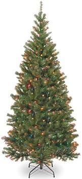 National Tree Company Pre-lit Artificial 6 ft Christmas Tree