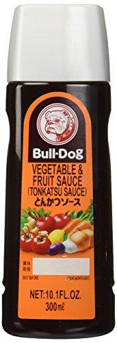 Bull-Dog - Vegetable & Fruit Tonkatsu Sauce 10.1 Fl. Oz.