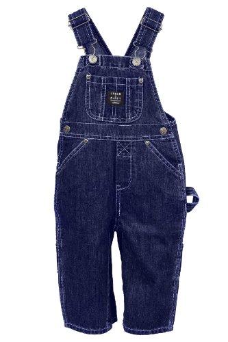 Key Industries - Latzhose für Kinder Kinder Latzhosen Jeans Latzhose Denim kinde KID011-Age 2