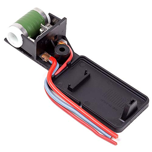 ミニ R50 R52 R53 ラジエターファンレジスター 電動ファン レジスター ラジエーター BMW 17101475577 17117541092 前期 後期両対応