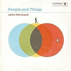 People & Things [Limited 180-Gram Orange Colored Vinyl]
