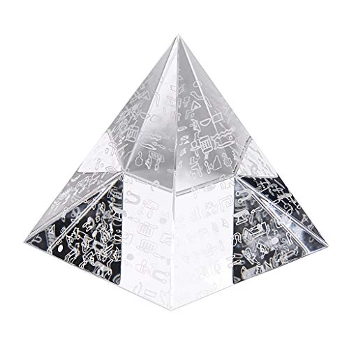 Egyptian Pyramid Paperweight