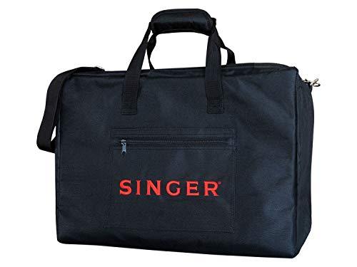 Singer Nähmaschinentasche 46 x 34 x 20 cm Aufbewahrungstasche Transport Tasche