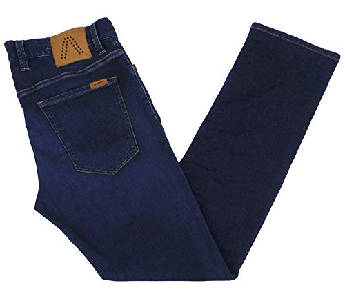Alberto GmbH & Co KG Pipe - DS Light Tencel Denim 890dark Blue - 3832