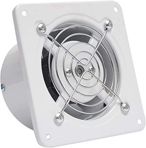 Extractor De Aire, Extractor Cocina Ventilador de escape, ventilador de ventanas de baño ventilador de la casa ventilador / ventilador de escape pequeño ventilador de escape 4 pulgadas ventilación ven