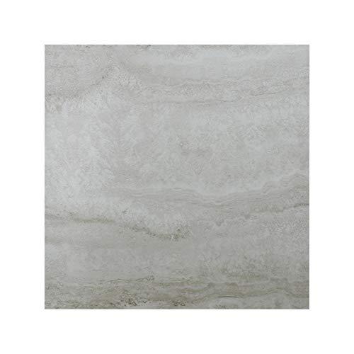 WHYBH HYCSP Moderne wasserdichte Boden Aufkleber Self Adhesive Marmor Tapeten Küchen-Wand-Sticker Haus Renovierung Wand Boden Dekor (Color : 81102 4, Size : 1 Piece)