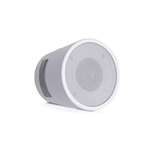 TDK A08 Trek Mini Wireless Weather Resistant Speaker - White by TDK