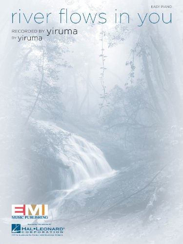 Yiruma - River flows in You - for easy piano