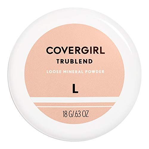 COVERGIRL TruBlend Loose Mineral Powder, Light(Packaging may vary)