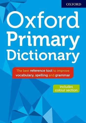Oxford Primary Dictionary Paperback