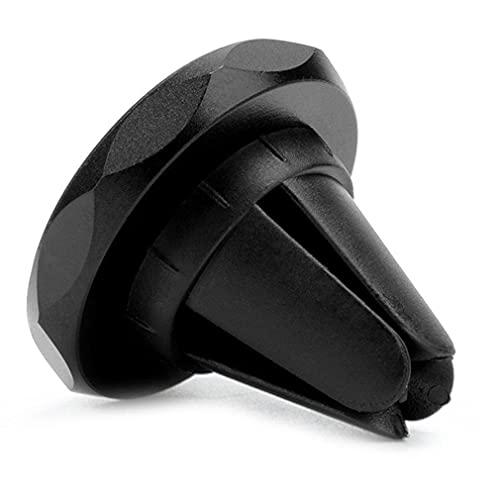 USNASLM Soporte del imán del teléfono móvil del soporte de la salida, para el aire acondicionado del coche Aviación Aluminio Magnesio Aleación Material Rombo