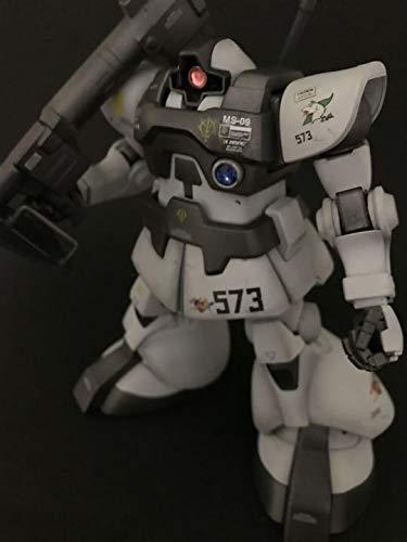 MG 1/100 シン・マツナガ専用ドム 改修塗装済み完成品 MSV