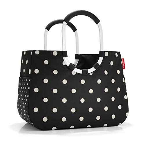 reisenthel loopshopper L 46 x 34,5 x 25 cm / 25 l / mixed dots