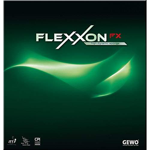 GEWO Belag Flexxon FX Farbe 2,1 mm, rot, Größe 2,1 mm, rot