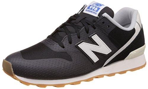 New Balance Zapatillas para Mujer, Negro (Black Wr996wf), 36 EU