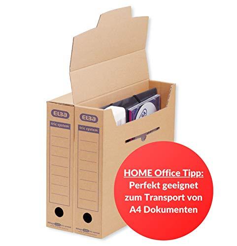 Elba 83522 - Caja archivadora archivador