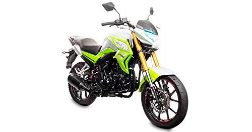 Moto Carabela Vector 250 Verde