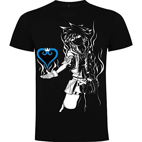 Foreverdai Camiseta Dark Sora - Kingdom Hearts (M)