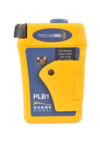 Ocean Signal rescueME PLB1 - Programado para el resto del mundo