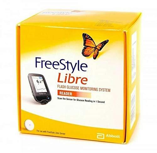 Abbott Freestyle - Lector de glucosa en sangre para diabetes (MMOL/L)