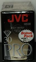 JVC VHS-C 30 Pro HiFi Compact TC-30 PROHF