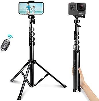 XOM-SHOT 54 Inch Tripod Selfie Stick with Remote