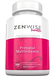 Be Your Healthy Best With The Best Otc Prenatal Vitamins