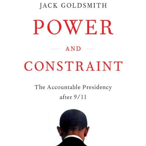 Power and Constraint audiobook cover art