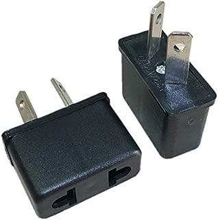 GOUWEI 100pcs/lot Plug Adaptor ! Universal US/EU to AU/NZ Power Plug Travel Adapter for Australia or New Zealand