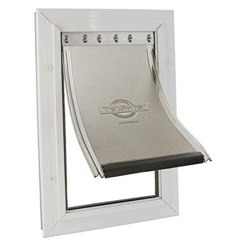 Porte pour chien Staywell 660en aluminium Taille XL