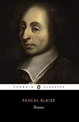 Pensees (Penguin Classics) by Blaise Pascal(1995-12-01)