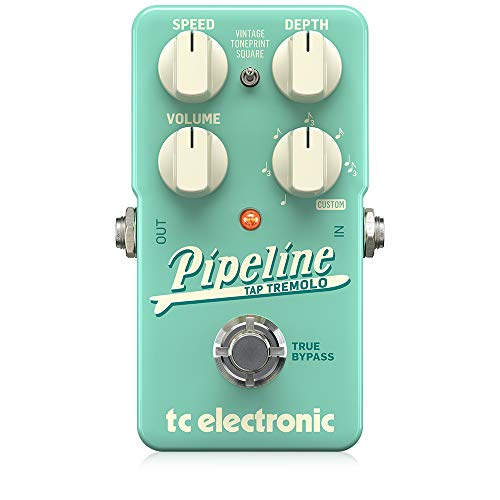 TC Electronic PIPELINE TAP TREMOLO Guitar Tools (000-DDJ00-00010)